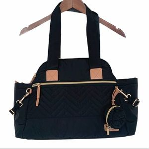 Suite By Skip Hop 6-in-1 Diaper Satchel Set